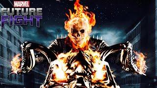 Ghost Rider vs Destroyer | Marvel Future Fight