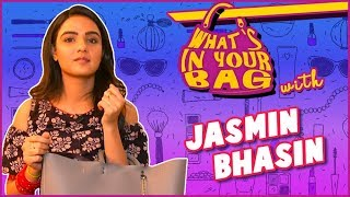 Jasmin Bhasin aka Teni | What's In Your Bag | Dil Se Dil Tak