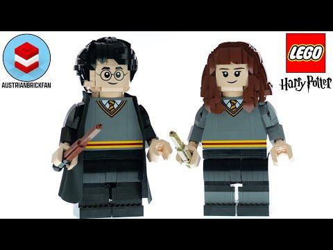 Vidéo LEGO Harry Potter 76393 : Harry Potter et Hermione Granger