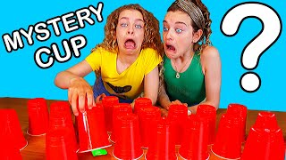 MEMORY MATCH Mystery Cups (GOOD OR BAD FOOD) Challenge By The Norris Nuts