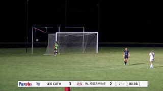 Lexington Catholic at West Jessamine - Girls HS Soccer