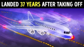 A Plane Disappeared And Landed 37 Years Later