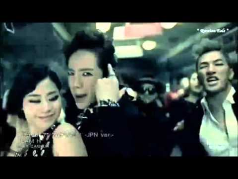 Team H CAN'T STOP and Making Video by 'TEAM H'