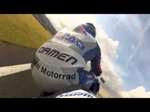 Damian Cudlin Winter Test- RAC Superbike Team