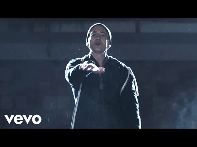 Eminem - Guts Over Fear ft. Sia (Official Video)