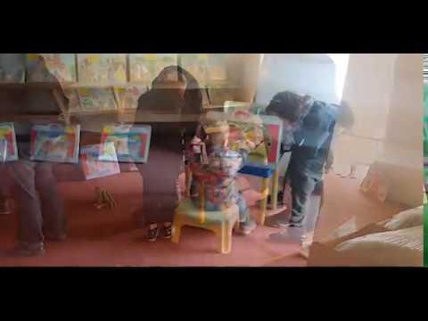 Video MARIONETINO Loutkové divadlo TROJPOHÁDKA Karkulka 2