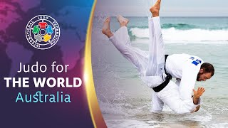 Judo For The World - AUSTRALIA