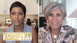 "Suze Orman Says, ""Don't Pay Your Bills!"""