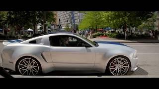 Need For Speed - Mustang Revving Scene