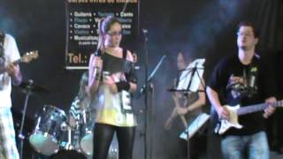"Recital 2012 - ""Real Wild Child - Josie e as gatinhas"""