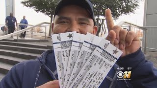 Cowboys Playoff Tickets Sell Out In 30 Minutes