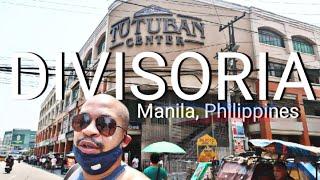DIVISORIA, Manila Philippines