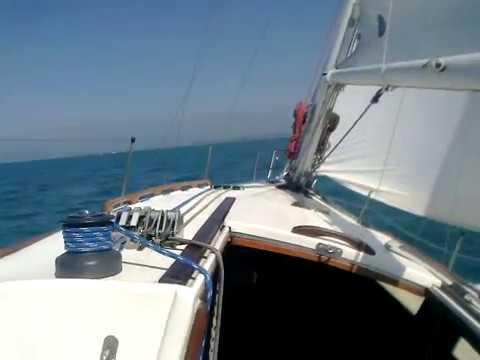 Video of Gita in Barca a Vela