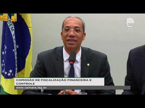 Fiscalização Financeira e Controle - Votação de propostas - 21/08/19