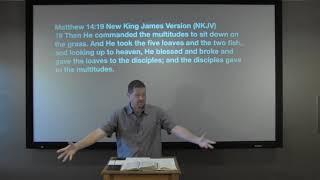 Studies in John - #38: The Gratitude of Grace