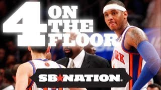 Tim Tebow Finally Traded, Linsanity 2.0, Saints Bounty Scandal, and Spring Training - 4 on the Floor thumbnail