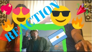 Paulo Londra   Por Eso Vine (Official Video)  Reaction Video