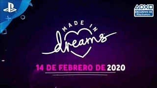 PlayStation DREAMS - Trailer State of Play #4 en ESPAÑOL  anuncio