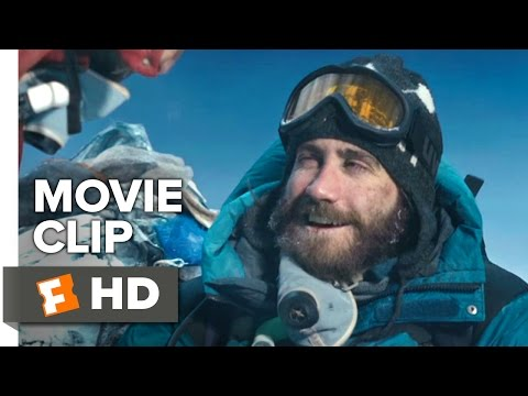 Everest (2015) (Clip 'I Did It')