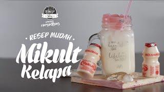 SEDAP SKOY: Resep Es Mikult Kelapa, Minuman Segar untuk Lepaskan Dahaga