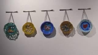 ODU News: Glass Art Exhibit