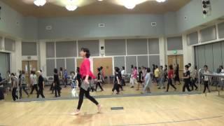 Cosmos ( Teach & Dance )   Line Dance By Junghye Yoon ( KOREA )