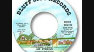 Joe Perkins Try Love
