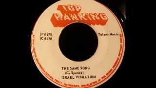 ISRAEL VIBRATION – The Same Song [1978]