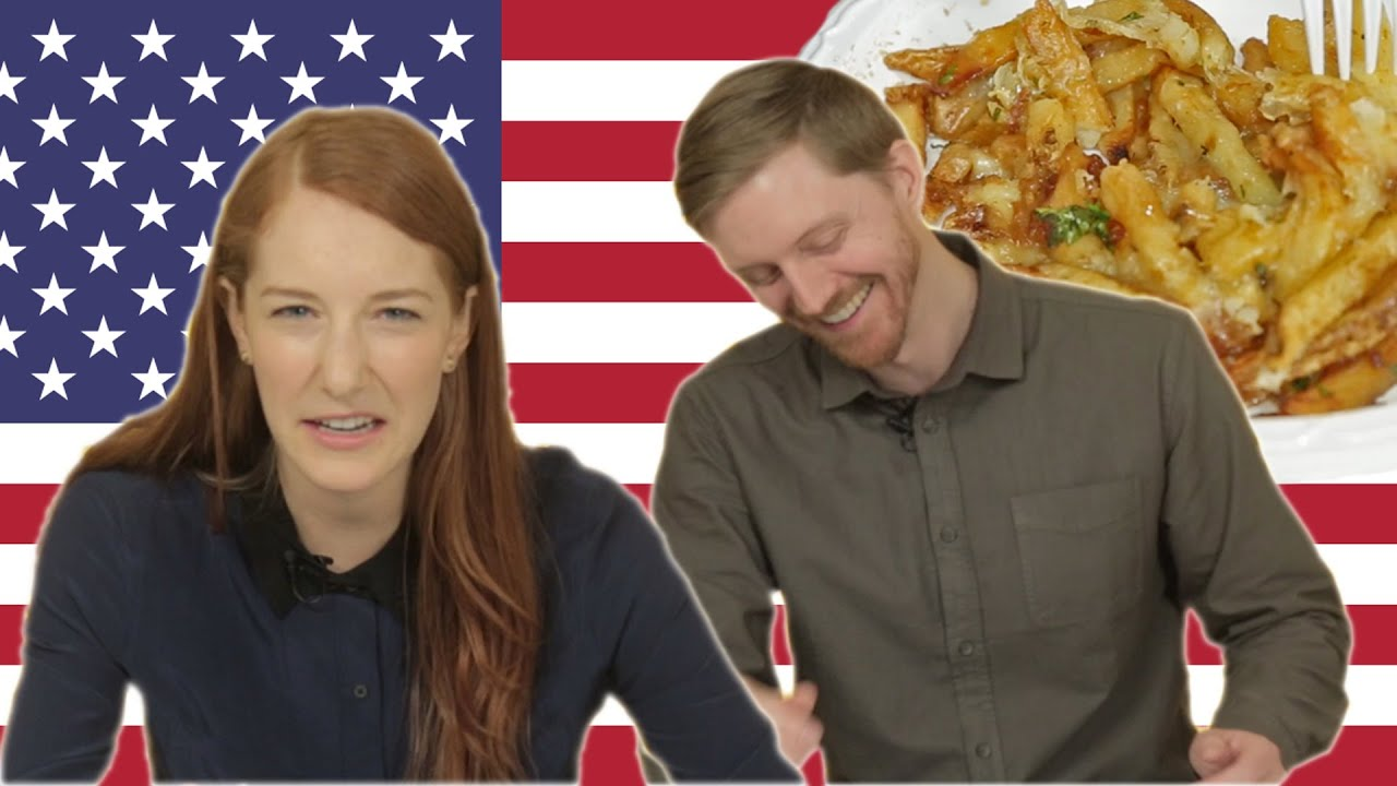 Canadians Try American Poutine thumbnail