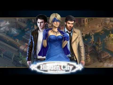 Vídeo do Hidden City:Mystery of Shadows