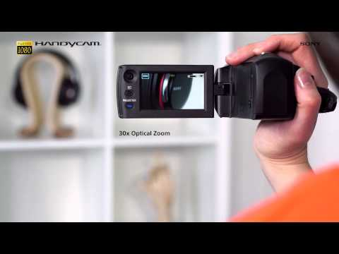 Sony HDR PJ410 HOW TO VIDEO