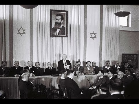 Israel El Nacimiento de una Nación Documental completo en Español