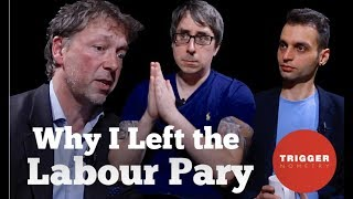 Why I Left Labour Over Anti Semitism