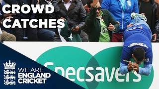The Very Best Crowd Catches | Funny, Painful & Spectacular