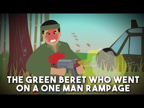 The Story of the Rmpaging Green Beret