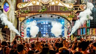 Patrick Topping - Live @ Tomorrowland Belgium 2016