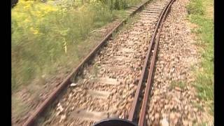 preview picture of video 'Die Windbergbahn Dresden / Freital-Gittersee'