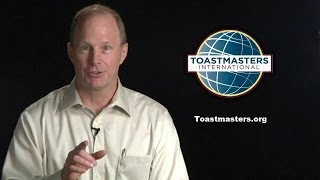 Toastmasters: Where Leaders Are Made (PSA)