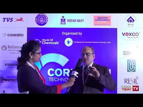 Sandur Ajith Kumar, TVS Motor - Corrosion Technology Forum 2018