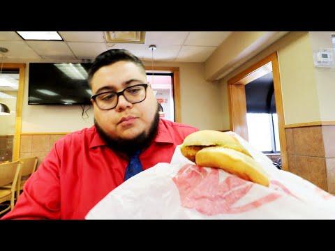 Wendy's New Buffalo Ranch Crispy Chicken Sandwich – Fast Food Review – Full Nelson Eats A Lot