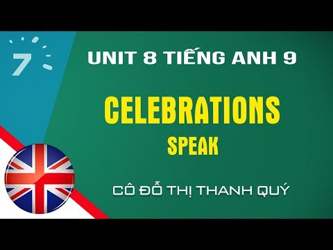 TIẾNG ANH 9 - UNIT 8 - GETTING STARTED  -TA10yrs