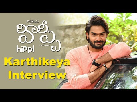 Karthikeya Interview With Press About Hippi