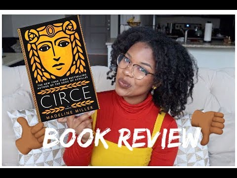 CIRCE BOOK REVIEW | Fantasy & Mythology