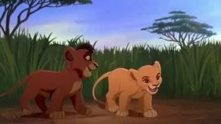 The Lion King 2 Simba's Pride Simba Confronts Zira