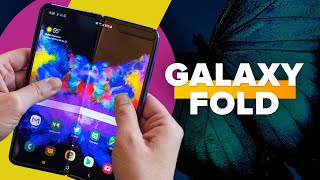 Galaxy Fold review: What works and doesn't work