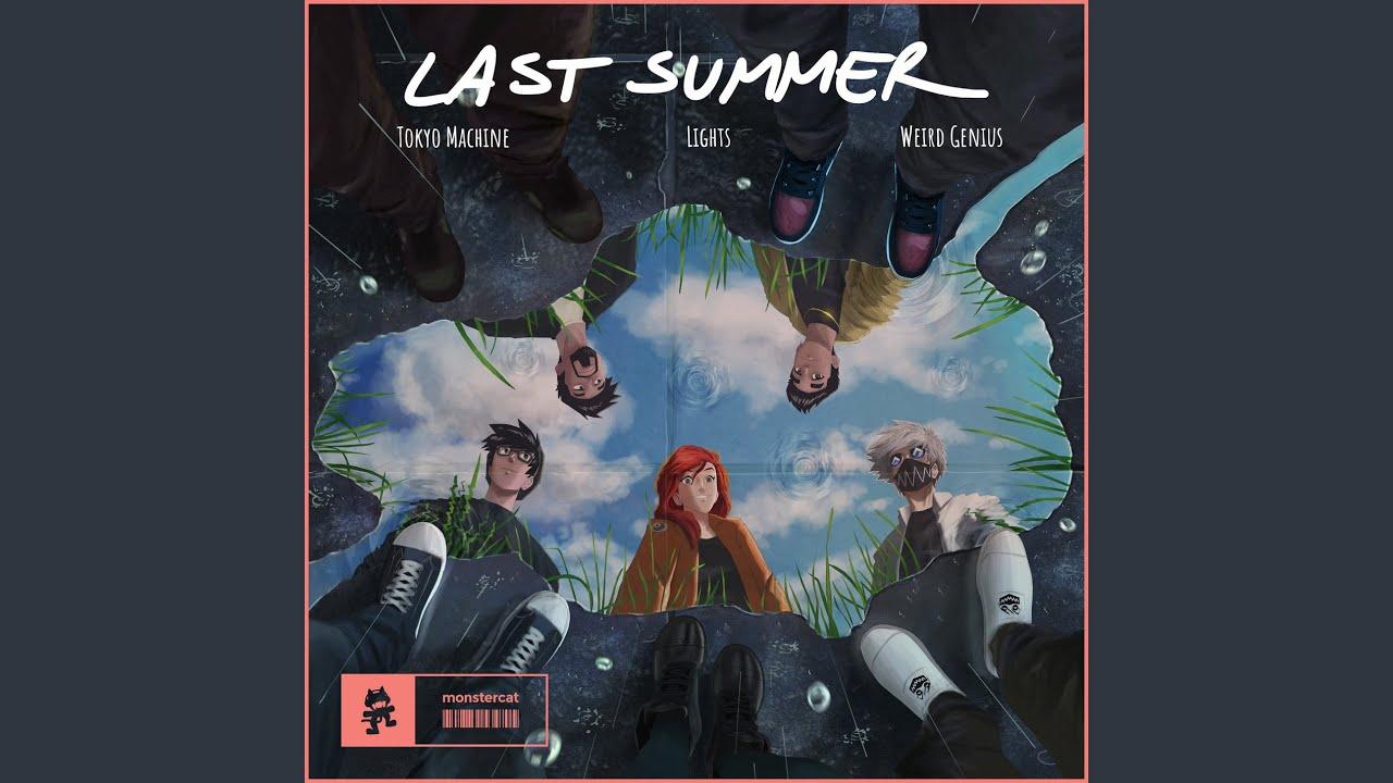 Lirik Lagu Last Summer - Weird Genius & Tokyo Machine dan Terjemahan