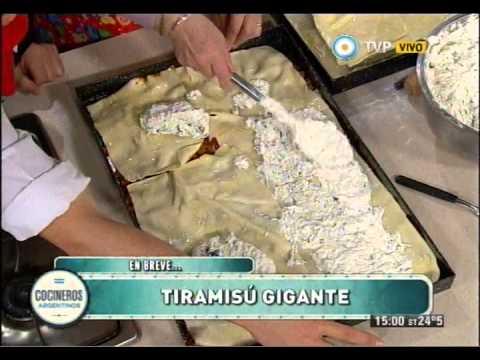 Lasagna recargada por metro Parte 2