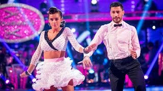 Georgia May Foote & Giovanni Pernice Jive to 'Dear Future Husband' - Strictly Come Dancing: 2015