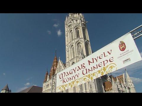 A Magyar Nyelv és a Magyar Könyv Ünnepe 2016 - péntek - video preview image