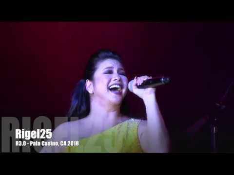 Regine Velasquez - R3.0 Pala Casino 2018 - Kailangan Ko'y Ikaw